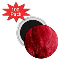 Red Background Texture 1 75  Magnets (100 Pack)  by Simbadda