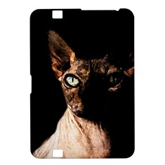 Sphynx Cat Kindle Fire Hd 8 9  by Valentinaart