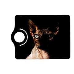 Sphynx Cat Kindle Fire Hd (2013) Flip 360 Case by Valentinaart