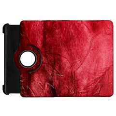 Red Background Texture Kindle Fire Hd 7  by Simbadda