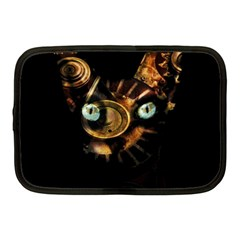 Sphynx Cat Netbook Case (medium)  by Valentinaart
