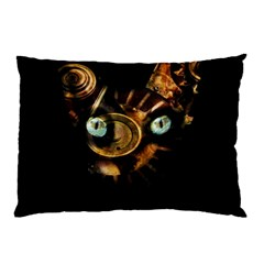 Sphynx Cat Pillow Case by Valentinaart