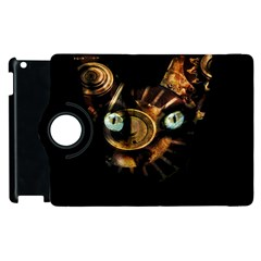 Sphynx Cat Apple Ipad 3/4 Flip 360 Case by Valentinaart