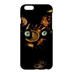Sphynx Cat Apple Iphone 6 Plus/6s Plus Hardshell Case by Valentinaart