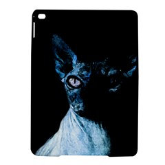 Blue Sphynx Cat Ipad Air 2 Hardshell Cases by Valentinaart