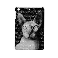 Sphynx Cat Ipad Mini 2 Hardshell Cases by Valentinaart