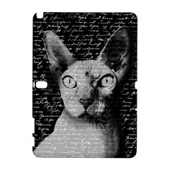Sphynx Cat Galaxy Note 1 by Valentinaart