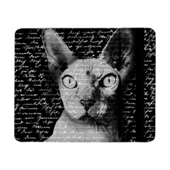 Sphynx Cat Samsung Galaxy Tab Pro 8 4  Flip Case by Valentinaart