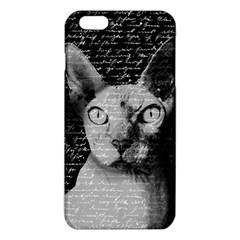 Sphynx Cat Iphone 6 Plus/6s Plus Tpu Case by Valentinaart