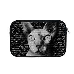 Sphynx Cat Apple Macbook Pro 13  Zipper Case by Valentinaart