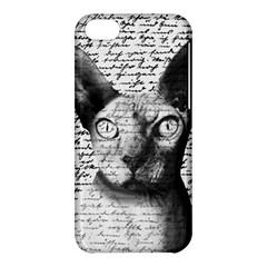Sphynx Cat Apple Iphone 5c Hardshell Case by Valentinaart