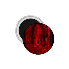 Tunnel Red Black Light 1 75  Magnets by Simbadda