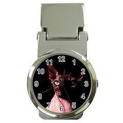 Sphynx Cat Money Clip Watches by Valentinaart