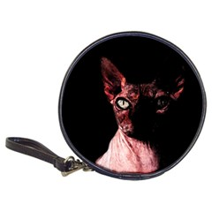 Sphynx Cat Classic 20 Cd Wallets by Valentinaart