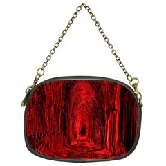 Tunnel Red Black Light Chain Purses (one Side)