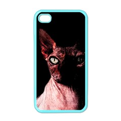 Sphynx cat Apple iPhone 4 Case (Color)