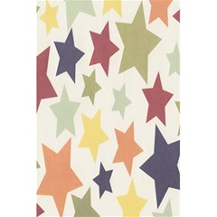 Star Colorful Surface 5 5  X 8 5  Notebooks by Simbadda