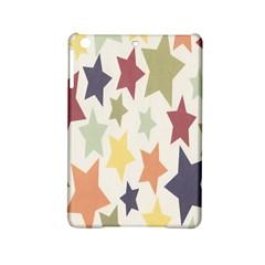 Star Colorful Surface iPad Mini 2 Hardshell Cases by Simbadda
