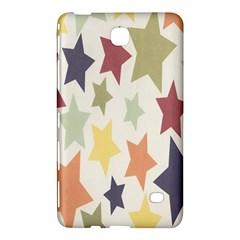 Star Colorful Surface Samsung Galaxy Tab 4 (8 ) Hardshell Case  by Simbadda