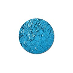 Surface Grunge Scratches Old Golf Ball Marker (10 Pack) by Simbadda