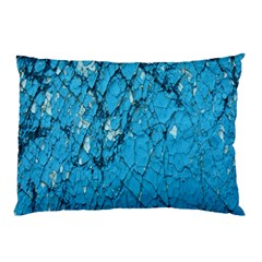 Surface Grunge Scratches Old Pillow Case by Simbadda