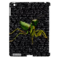 Mantis Apple Ipad 3/4 Hardshell Case (compatible With Smart Cover) by Valentinaart