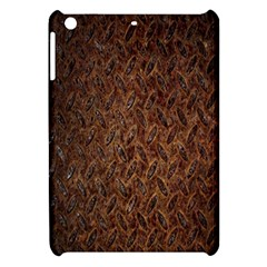 Texture Background Rust Surface Shape Apple Ipad Mini Hardshell Case by Simbadda