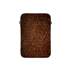 Texture Background Rust Surface Shape Apple Ipad Mini Protective Soft Cases by Simbadda