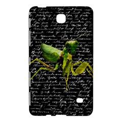 Mantis Samsung Galaxy Tab 4 (8 ) Hardshell Case  by Valentinaart