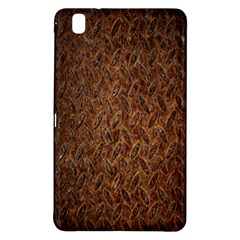 Texture Background Rust Surface Shape Samsung Galaxy Tab Pro 8 4 Hardshell Case by Simbadda