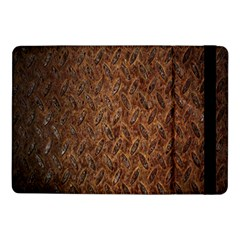 Texture Background Rust Surface Shape Samsung Galaxy Tab Pro 10 1  Flip Case by Simbadda