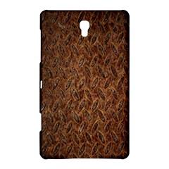 Texture Background Rust Surface Shape Samsung Galaxy Tab S (8 4 ) Hardshell Case  by Simbadda