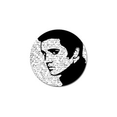 Elvis Golf Ball Marker (10 Pack) by Valentinaart
