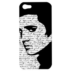 Elvis Apple Iphone 5 Hardshell Case by Valentinaart