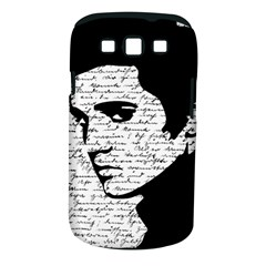 Elvis Samsung Galaxy S Iii Classic Hardshell Case (pc+silicone) by Valentinaart