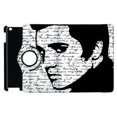 Elvis Apple Ipad 3/4 Flip 360 Case by Valentinaart