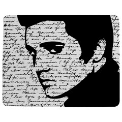 Elvis Jigsaw Puzzle Photo Stand (rectangular) by Valentinaart