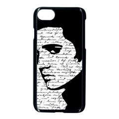Elvis Apple Iphone 7 Seamless Case (black) by Valentinaart