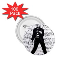 Elvis 1 75  Buttons (100 Pack)  by Valentinaart