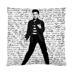 Elvis Standard Cushion Case (two Sides) by Valentinaart