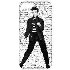 Elvis Apple Iphone 5 Classic Hardshell Case by Valentinaart
