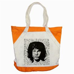 Morrison Accent Tote Bag by Valentinaart