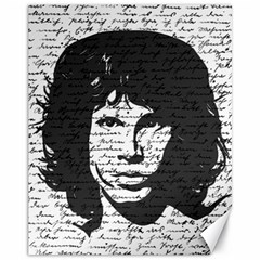 Morrison Canvas 11  X 14   by Valentinaart