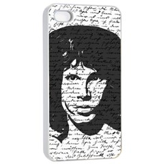 Morrison Apple Iphone 4/4s Seamless Case (white) by Valentinaart