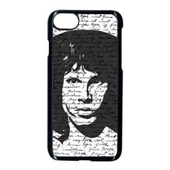 Morrison Apple iPhone 7 Seamless Case (Black) by Valentinaart