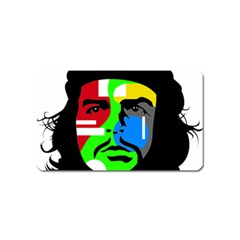Che Guevara Magnet (name Card) by Valentinaart
