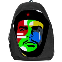 Che Guevara Backpack Bag by Valentinaart