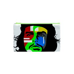 Che Guevara Cosmetic Bag (xs) by Valentinaart