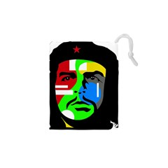 Che Guevara Drawstring Pouches (xs)  by Valentinaart