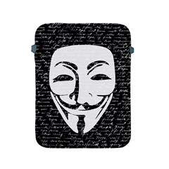 Antonymous   Apple Ipad 2/3/4 Protective Soft Cases by Valentinaart